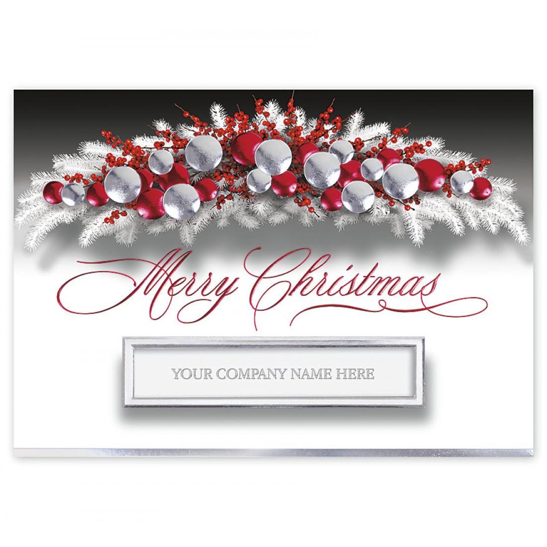 Merry Magic Christmas Cards H17680 At Print EZ.