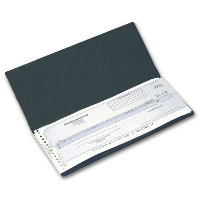 Mini-Write® Checkbook (MW400D) - One-Write Checks  - Business Checks