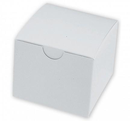 Model Boxes Single White