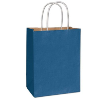 Nautical Blue Cub Shopper