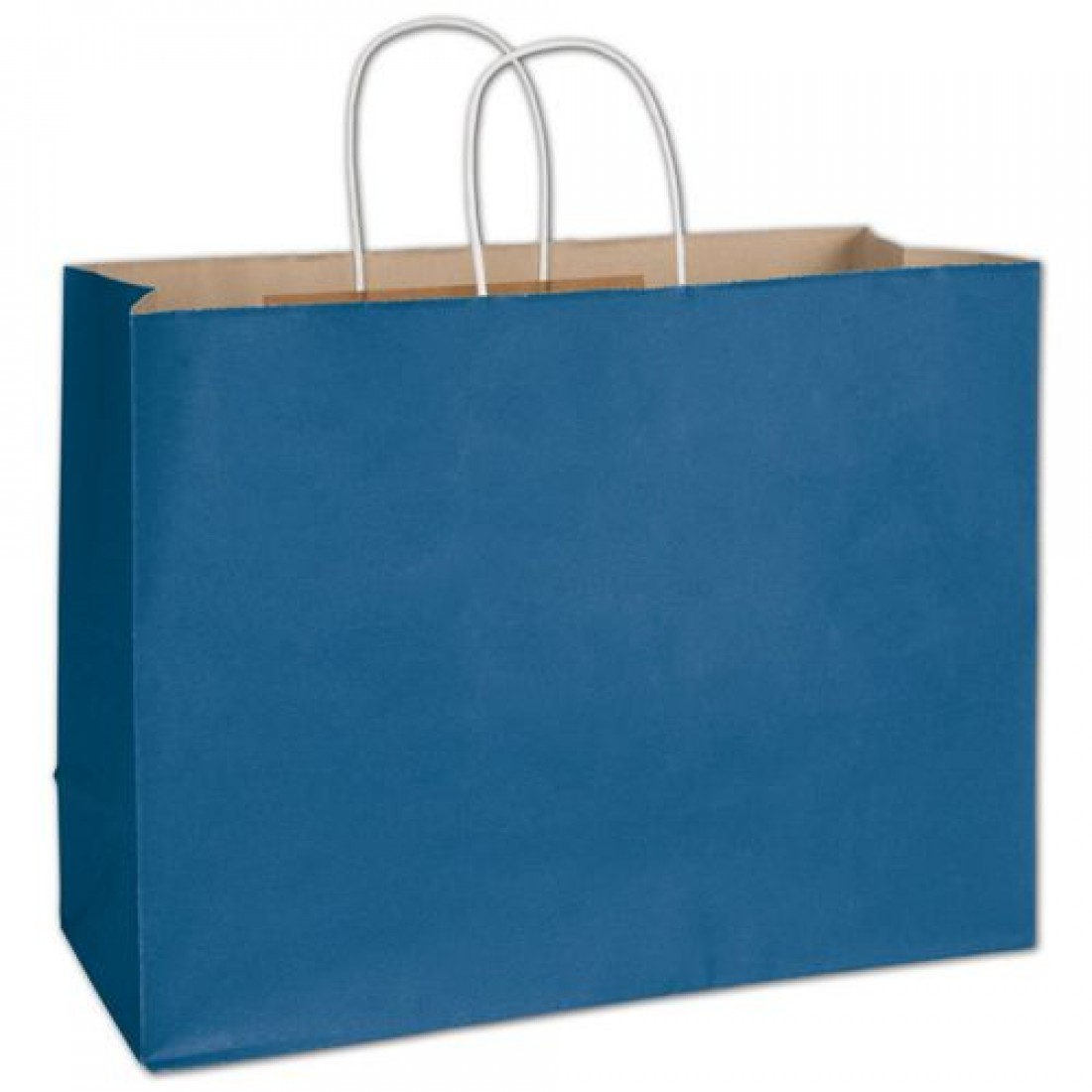 Nautical Blue Vogue Shopper