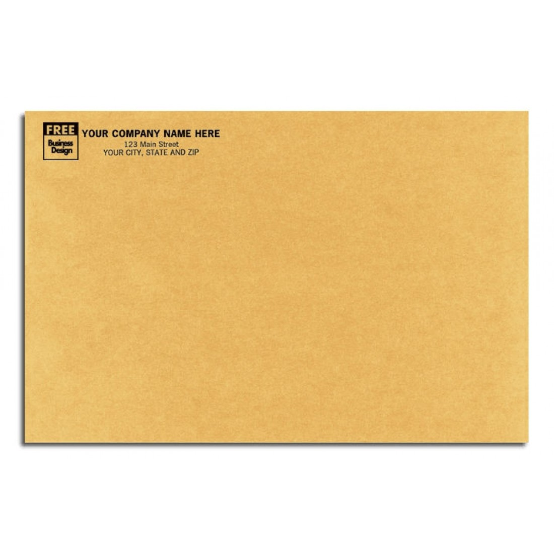 Open End Kraft Envelopes