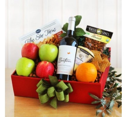 Organic Corporate Gift Boxes