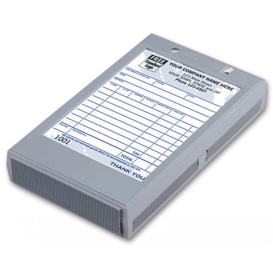 Plastic Portable Countertop for Register Forms