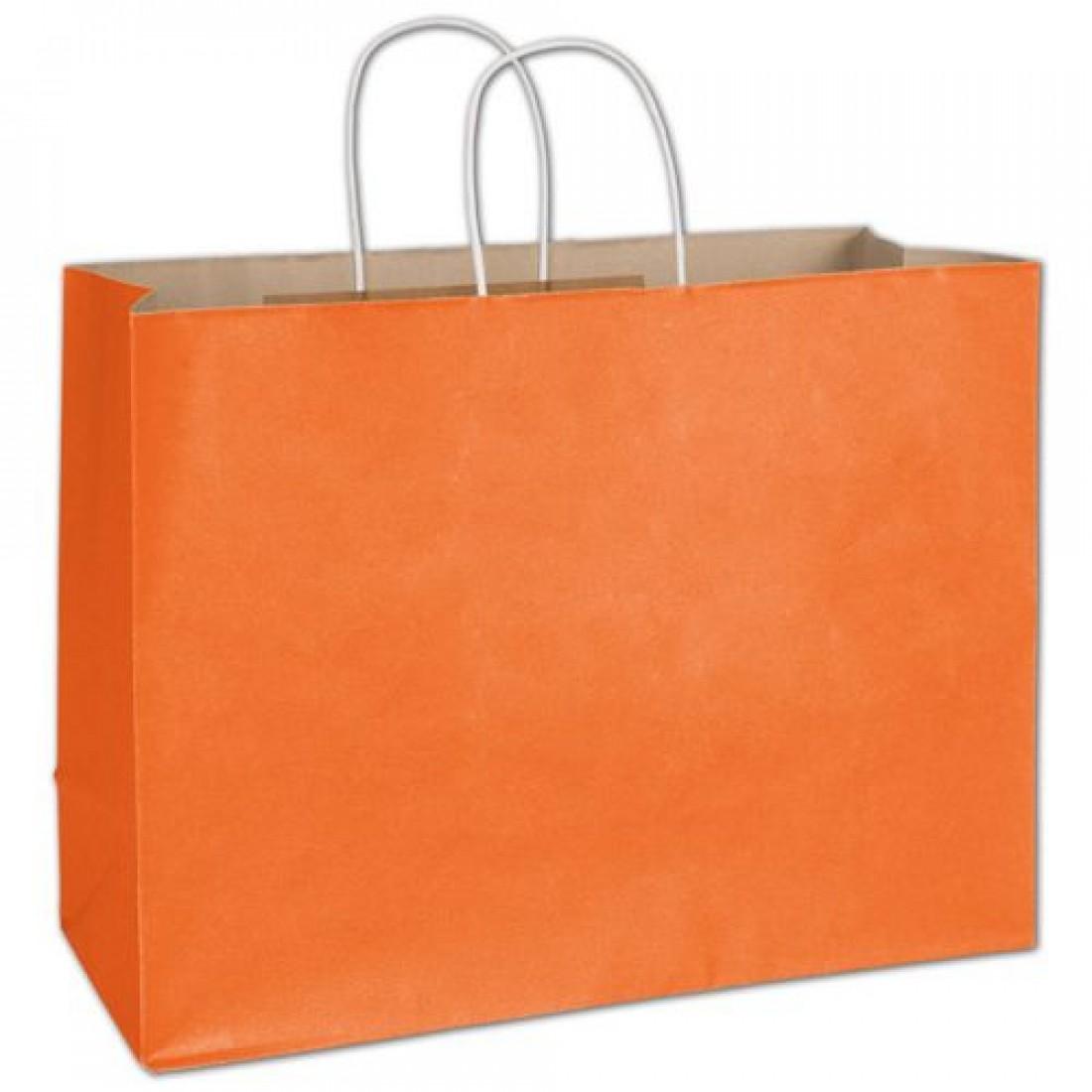 Pumpkin Vogue Shopper