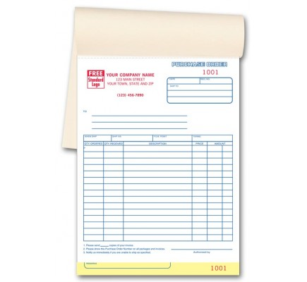 Purchase Order Acceptance Form