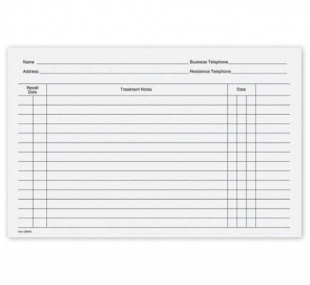 Recall Management Record
