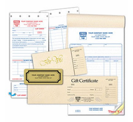 Retails Business Forms Starter Kit