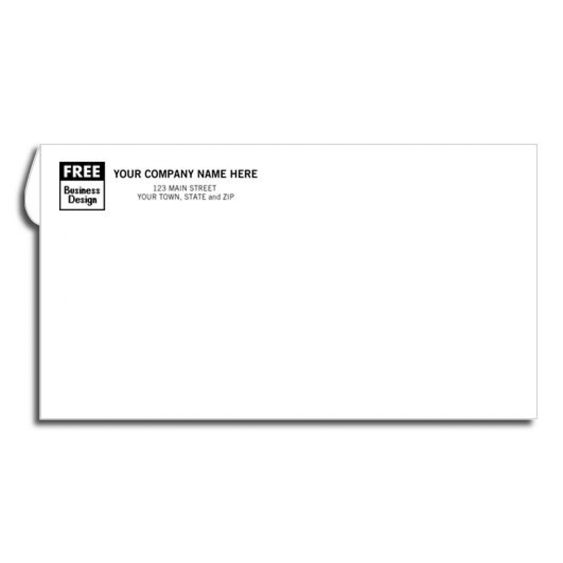 Self Seal Mailing Envelope  #6 3/4