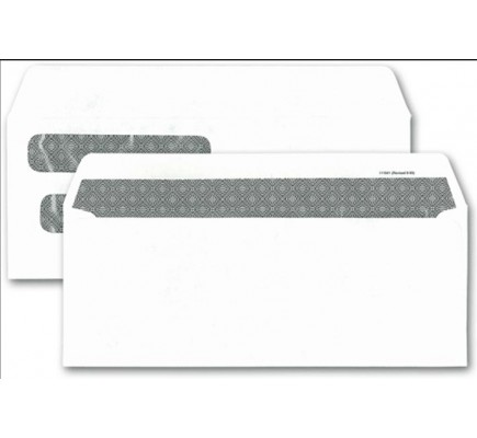 Self Seal Window Envelopes