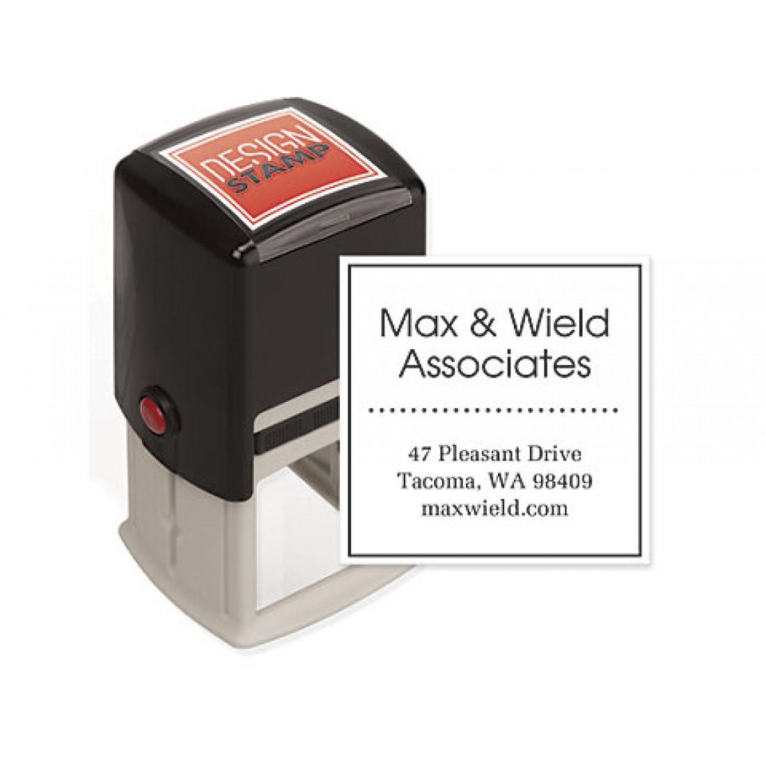 Simplicity Design Stamp - Self-Inking