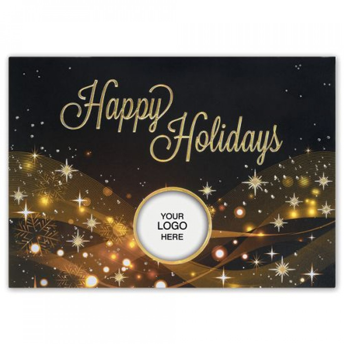 Simply Shine Holiday Cards