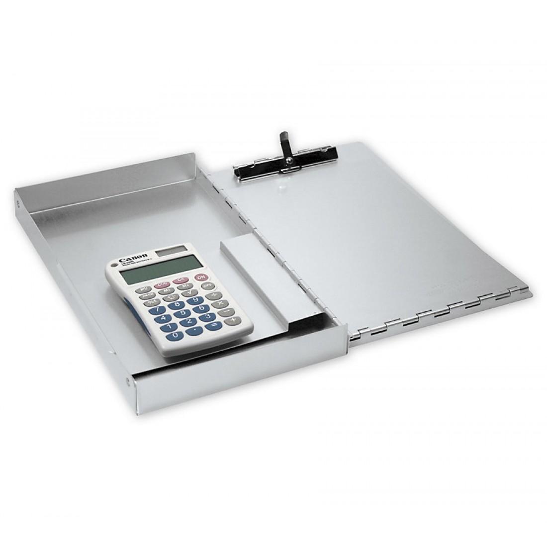 Small Desk With Calculator