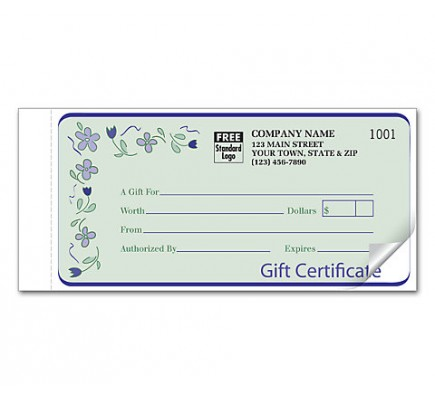 Spring Bouquet Set Gift Certificate