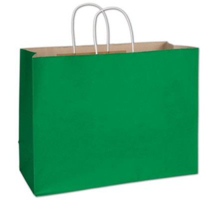 Spruce Green Vogue Shopper