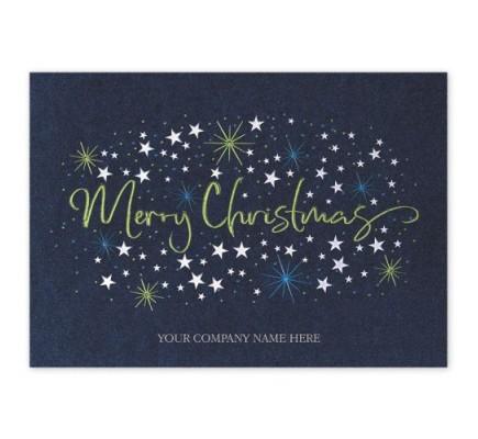 Stellar Celebration Christmas Cards