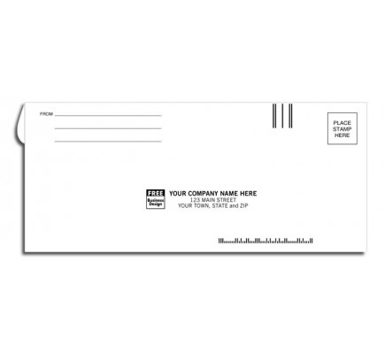 Sturdy Business Reply Envelope
