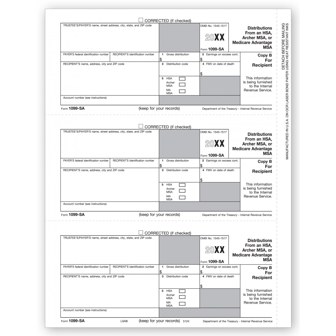 1099 tax form what is it