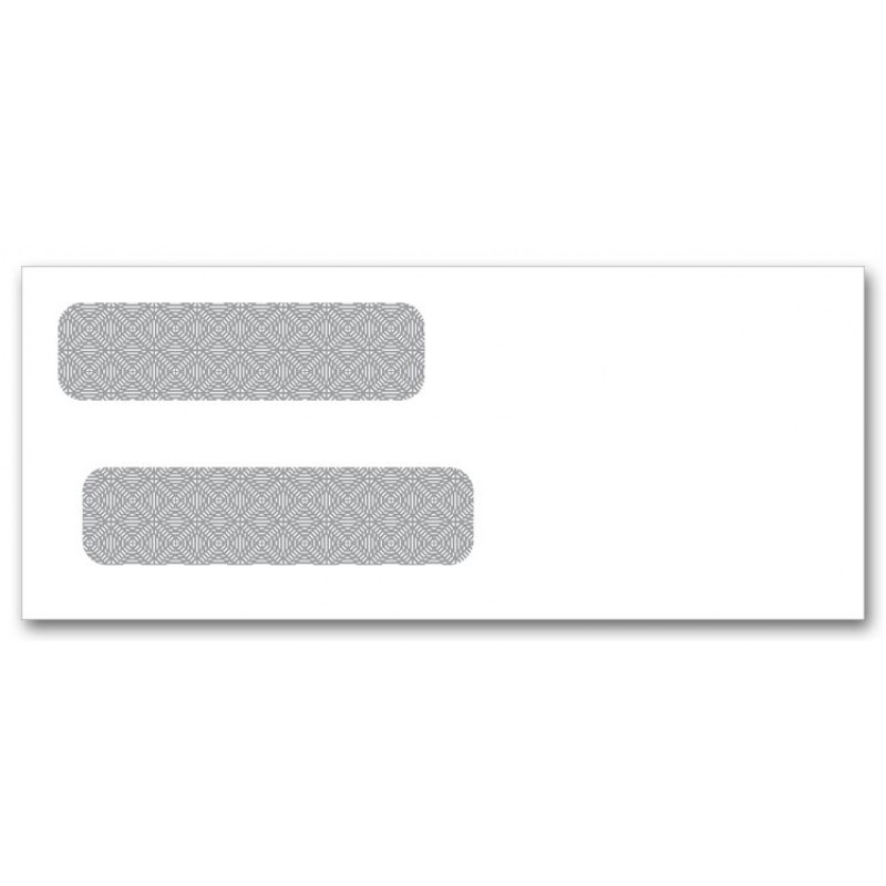 Thick 2 window envelopes free shipping for 2 window envelope