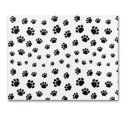 Tissue Paper,  Puppy Paws