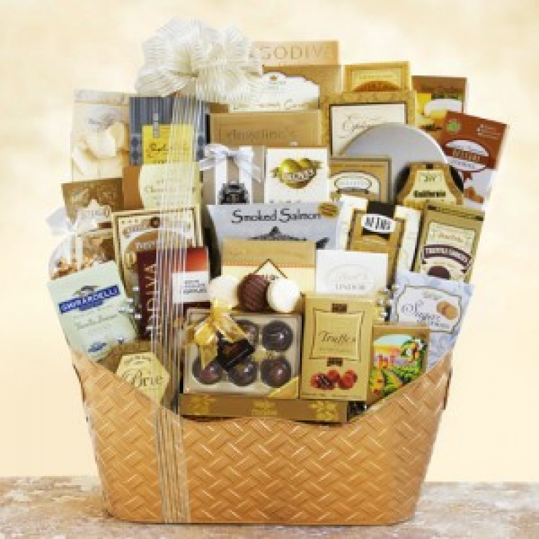 Ultimate Christmas Basket Corporate Gift | Free Shipping