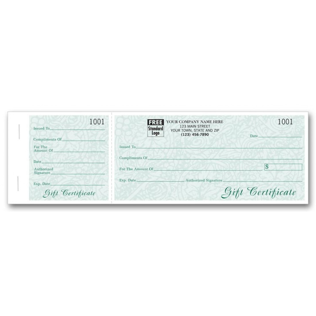 vineyard gift certificates 8382 at print ez
