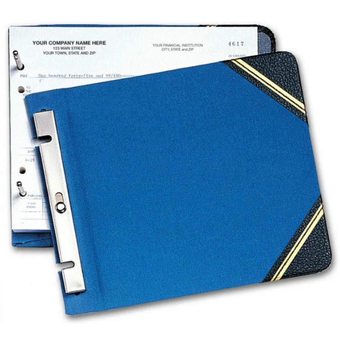 Voucher Checks Binder (54064N) - Check Binders & Covers  - Business Checks