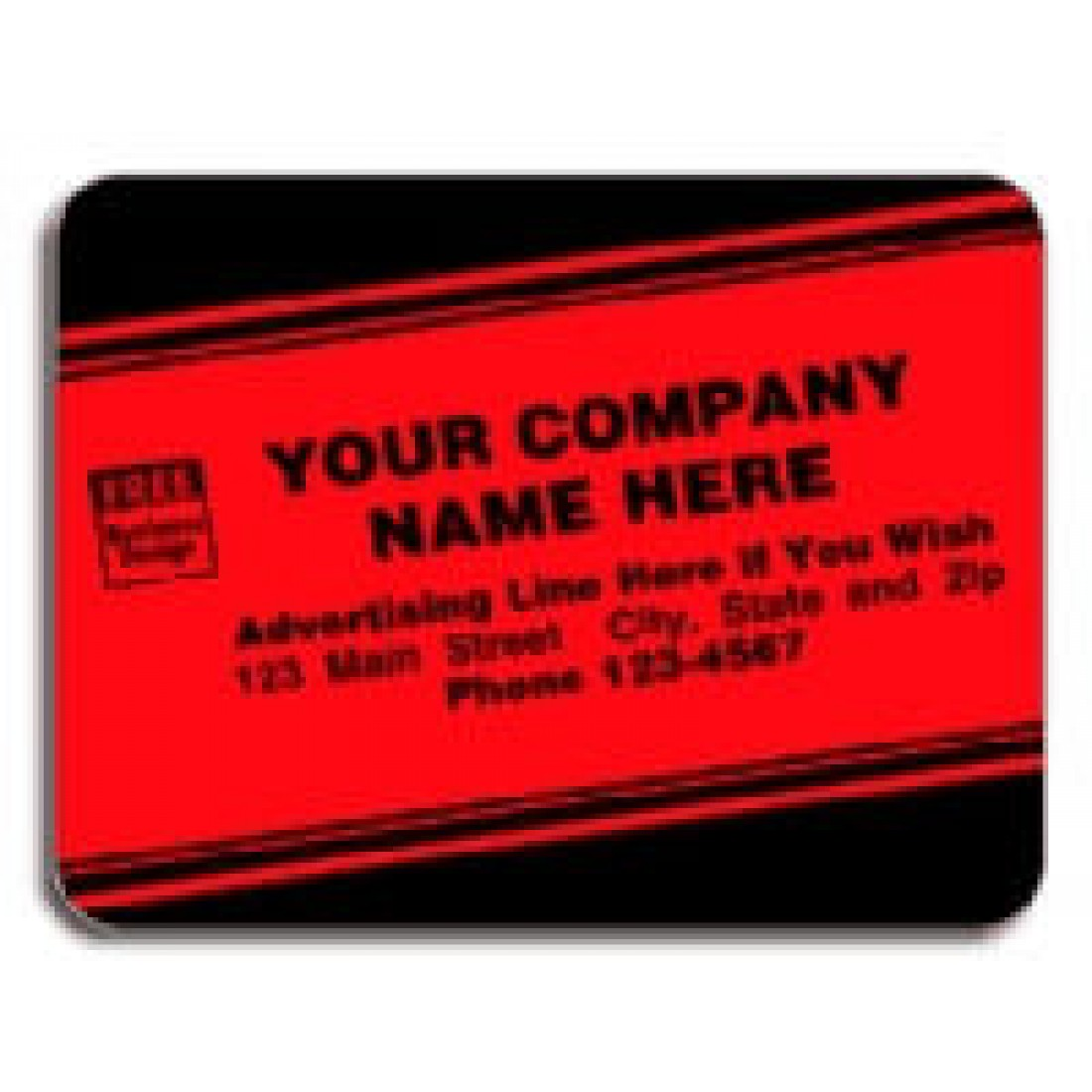Weather Resistant Tough Shipping Labels