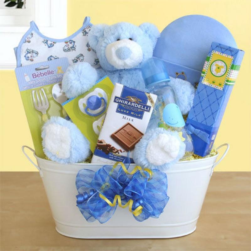 Подарок для новорожденного мальчика фото