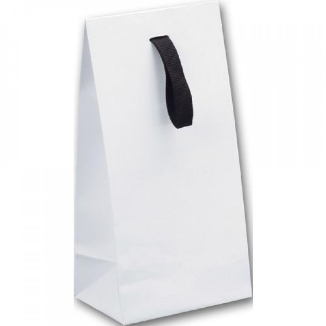 White Gift Euro Bag 4x1.5x6
