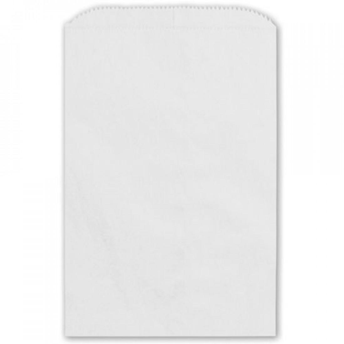 White Paper Bag 6.25x9.25