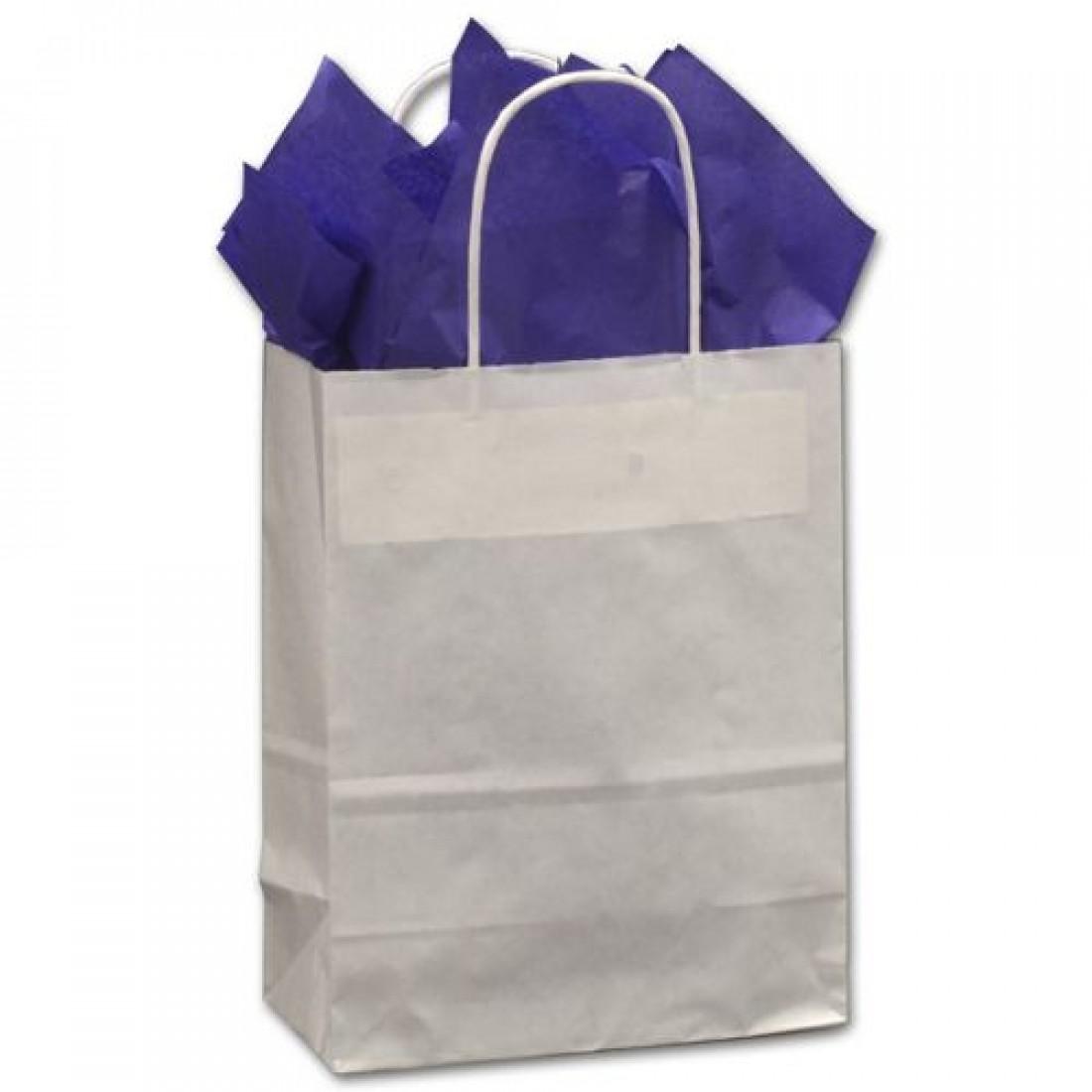 White Paper Bag Cub