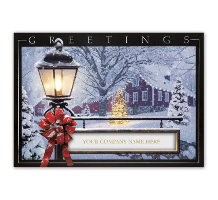 Winter Glow Holiday Cards