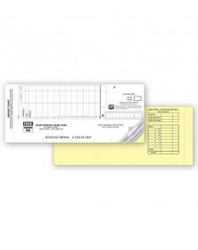Loose Deposit Slips (100017) - Deposit Slips  - Business Checks | Printez.com cash deposit envelopes
