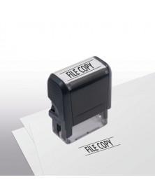 File Copy Stamp