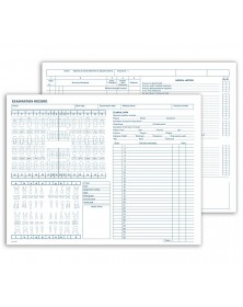 Dental Exam Record General