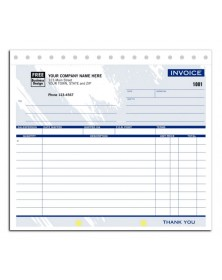 Compact Invoices (105T) - General Forms  - Business Forms