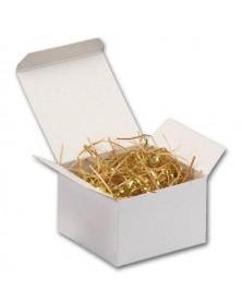 """Gift Box White 3"""" x 3"""" x 2"""""""