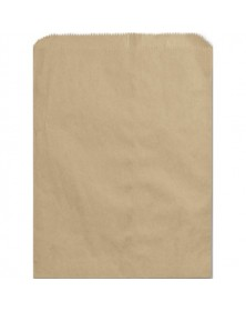 Kraft Paper Merch Bag 8.5x11