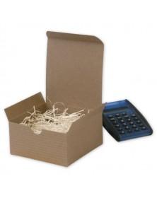 "Kraft 1PC Gift Box 4x4x2"""