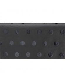 Black on Black Hot Dots Tissue Paper, 20 x 30