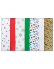 Tis the Season Tissue Paper Assortment, 20 x 30