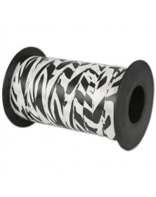 Splendorette Curling Zebra Ribbon, 3/8