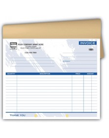 Compact Invoice Books (108TB) - Booked Forms  - Business Forms