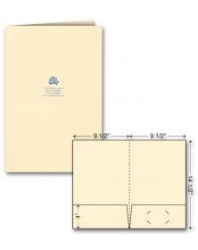 Legal Presentation Folder - Ink Imprint