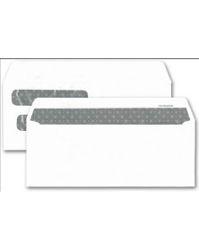 111041N, Double Window Envelope