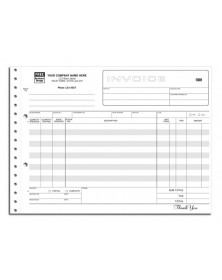 Horizontal Shipping Invoices (113) - General Forms  - Business Forms