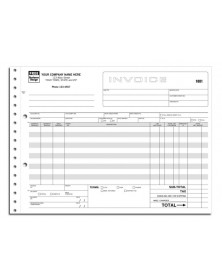 Horizontal Wholesale Invoices (119) - General Forms  - Business Forms