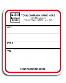 Shipping Label (1202) - Mailing Labels  - Labels | Printez.com