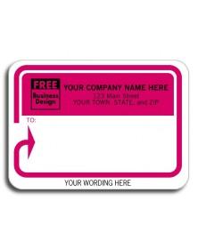 Padded Mailing Label (1207) - Mailing Labels  - Labels   Printez.com